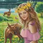 образ девушки весны в искусстве